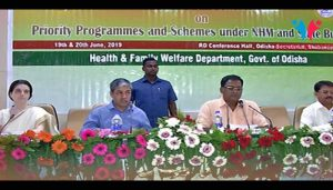 Odisha government formulating new Health Policy and Vision 2025