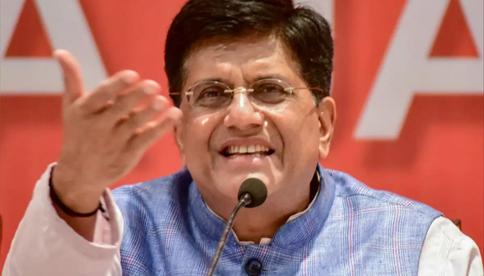 Piyush Goyal appointed Deputy Leader of House in Rajya Sabha