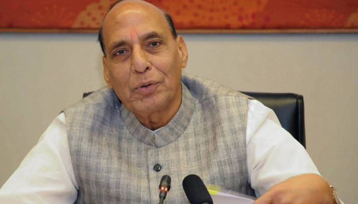 No power can stop Ram temple construction in Ayodhya: Rajnath