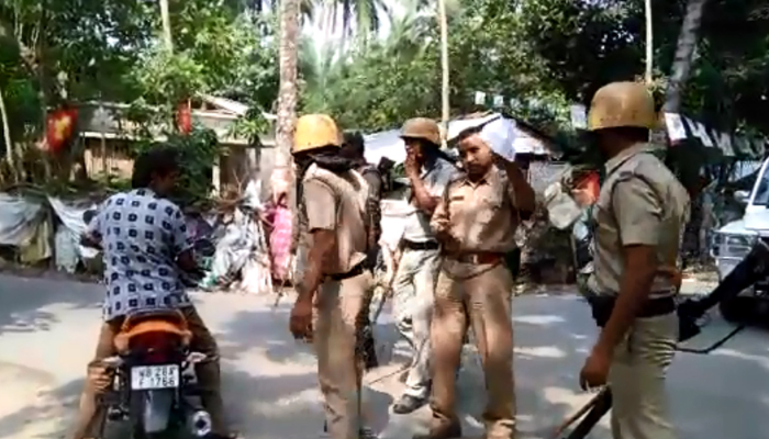 Section 144 imposed in West Bengals Bhatpara after clashes