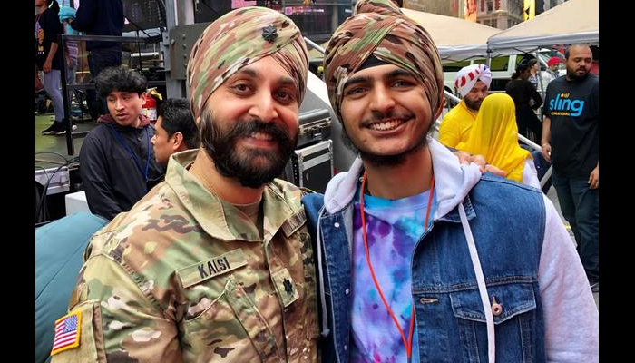 Ind-Americans hail decision to let Sikh airman to keep turban on active duty