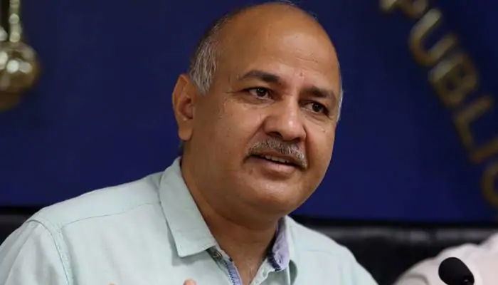 Educators need to do surgical strike on hunger, violence, unemployment: Sisodia