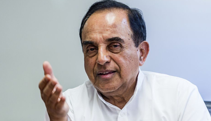 To build Ram Temple, S. Swamy urges PM Modi to allocate land