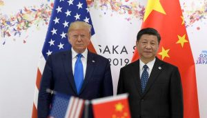 Trump calls on World Bank to stop lending to China
