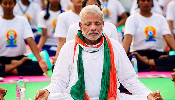 PM Modi, UP CM and others explain the need and importance of Yoga