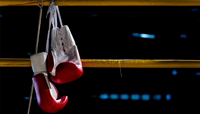 A 20-year-old boxer collapses during training session, dies