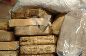 Two Afghan drug smugglers nabbed with 50 kg heroin worth crores