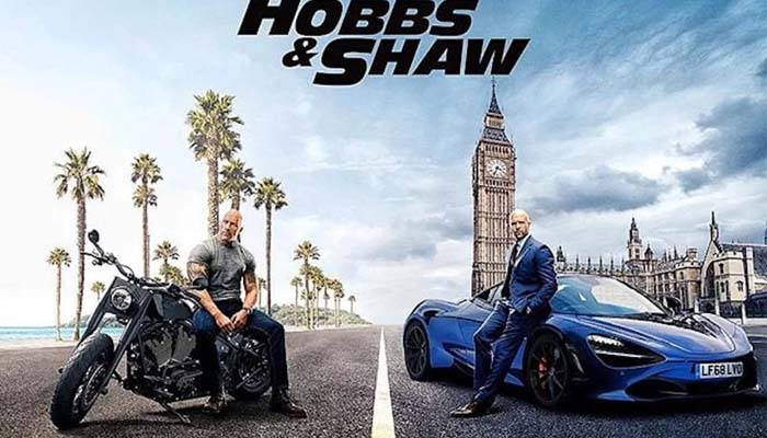 Fasten your seat belts as Fast & Furious comes up with Hobbs & Shaw film!