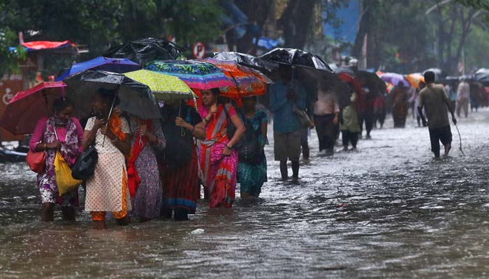 Heavy to very heavy rain prediction for Mumbai on Sep 8 and 9