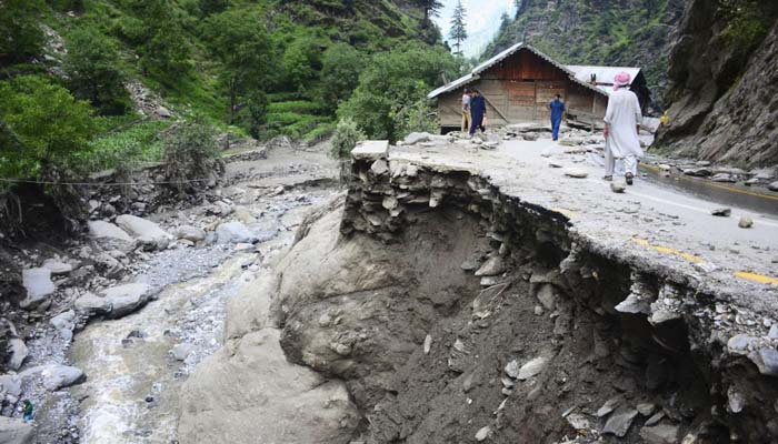 At least 28 killed in flash floods in Pakistan-occupied Kashmir