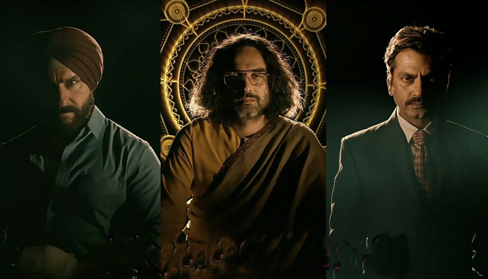 #SacredGames2: The most awaited web series premieres on this date!