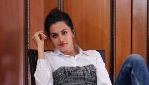 Wanted to do a film with two heroines having equal roles: Taapsee