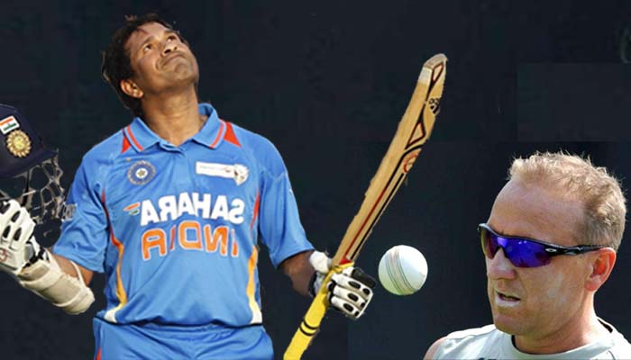 Tendulkar alongwith pace legend Allan Donald inducted into ICC Hall of Fame