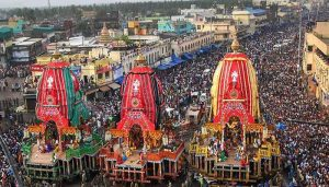 Annual Lord Jagannath rath yatra commences in Ahmedabad, PM wishes