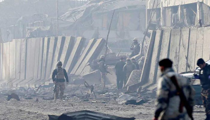 At least twelve dead in Taliban blast in Afghanistan city: officials