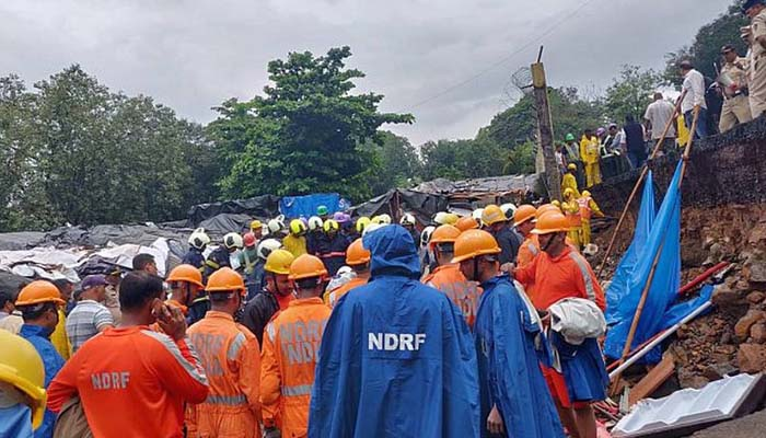 BMC appoints team of experts to probe Malad wall collapse