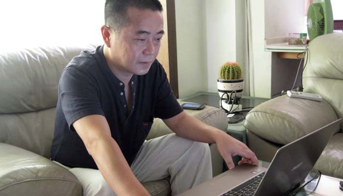 Chinas first cyber-dissident given 12-year jail term: court
