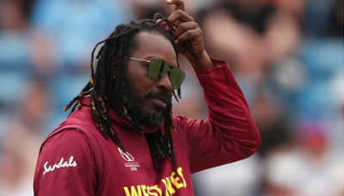 Gayle likely to be penalised for outburst against Sarwan: CWI chief