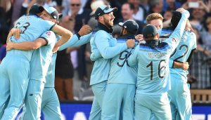 England win maiden ICC World Cup via dramatic Super Over against NZ