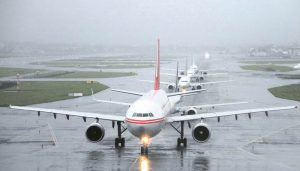 Mumbai: 52 flights cancelled, 55 diverted due to heavy rainfall