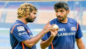 "From one slinger to another: Bumrah says ""will continue admiring Malinga"""