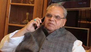 Stop killing innocents, rise against those who looted Kashmir: J&K Guv