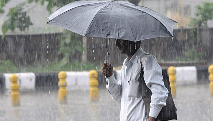 Light to moderate rain, thundershowers at some places in UP