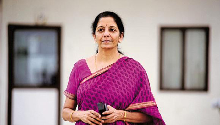Nirmala Sitharaman (PC: Social Media)