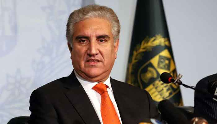 Trumps offer of mediation on Kashmir more than Paks expectations: Qureshi