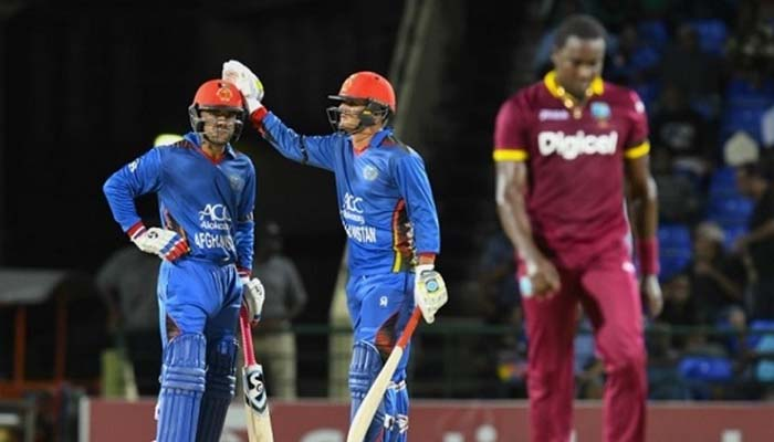 Psychological advantage with Afghanistan against West Indies