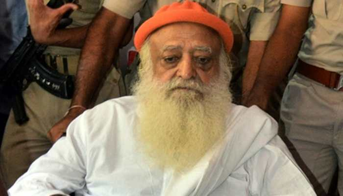 Rape Convict Asaram Bapu hospitalised after facing difficulty in breathing