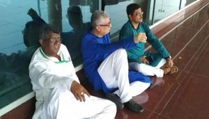 TMC delegation on way to meet Sonbhadra victims' families detained