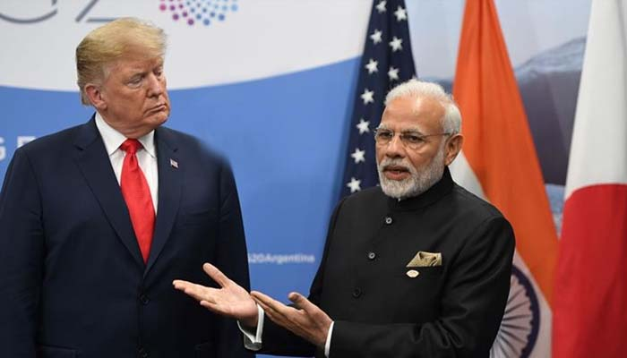 Trump offers to mediate on Kashmir issue; India rejects