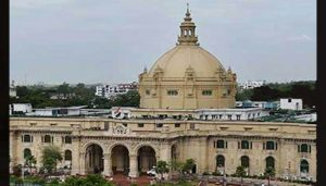UP Assembly adjourned for 40 mins amid uproar by opposition