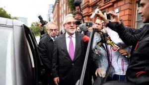 Vijay Mallya arrives at UK high court for extradition appeal