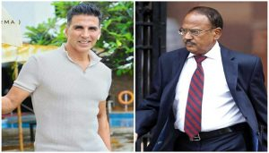 Akshay Kumar to play NSA Ajit Doval in new film with Baby director Neeraj Pandey?