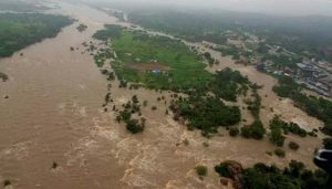 Water level reaches high in Godavari; NDRF, SDRF teams deployed