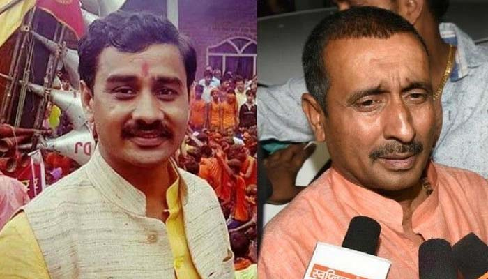 BJP MLA sends best wishes to Unnao rape accused in his difficult times