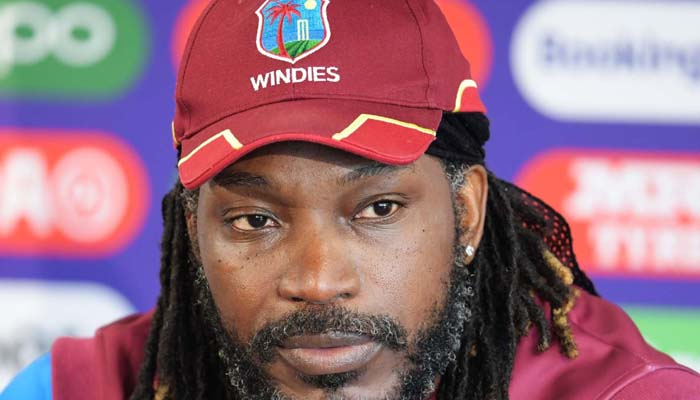 Chris Gayle rebuffs retirement talks, says will play until further notice