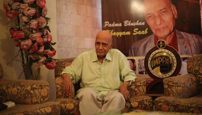 Khayyam- A legend who introduced us to the melodious world of music