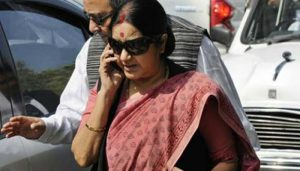 #RIPSushmaJi: Know whom Sawarj called just before her demise | Read