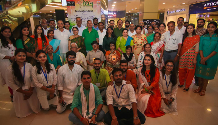Motivagers Club celebrate 'jashn-e-azadi' with senior citizens