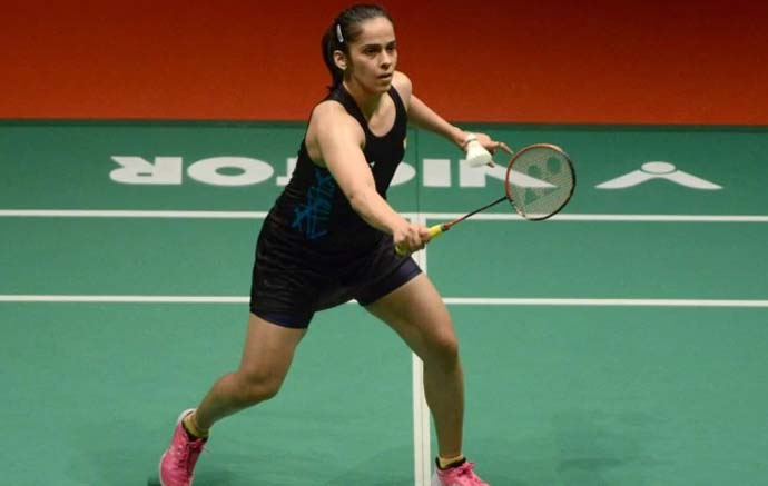 Saina crashes out in second round of Thailand Open