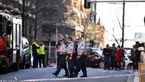 Sydney knife attack: Multiple people stabbed by a balaclava attacker