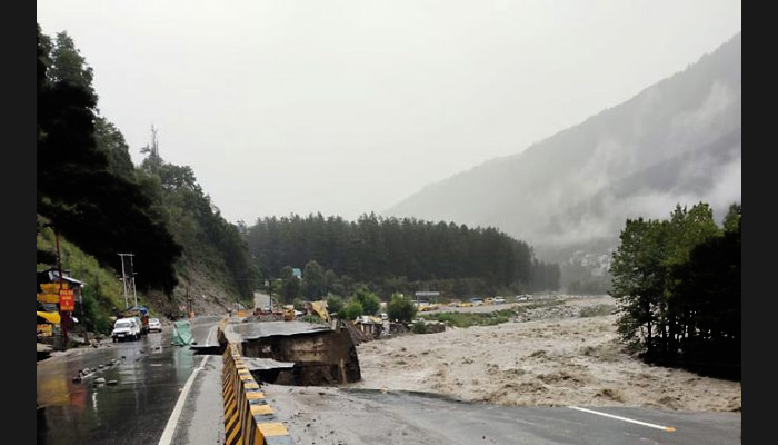 Eight killed in rain-related incidents in Himachal Pradesh