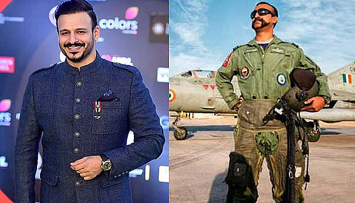 Actor Vivek Oberoi to star in film on 'Balakot' air strikes