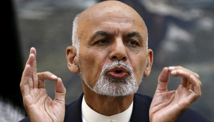 Afghanistan leader rejects foreign interference in countrys fate