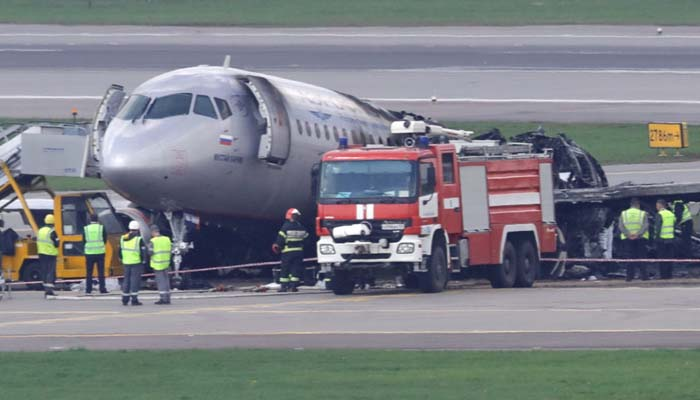 At least 23 injured in Russian planes emergency landing; No causality