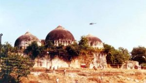 Ayodhya case: Temple destroyed to build mosque, says advocate