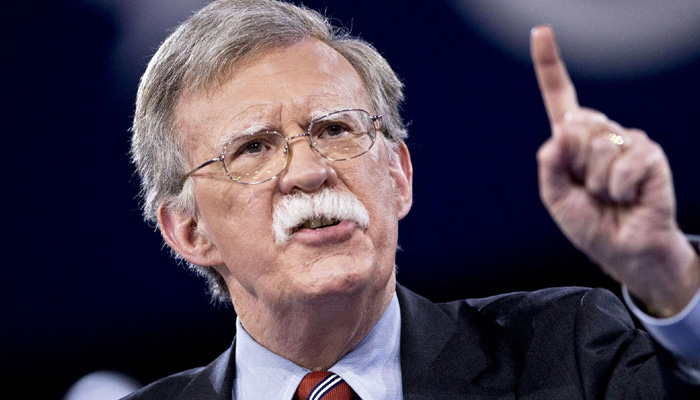 Bolton says US to move very quickly on post-Brexit trade deal
